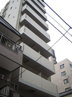 【外観】スカイコート銀座東壱番館