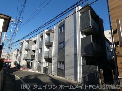 【外観】イリスタンパレス鎌倉