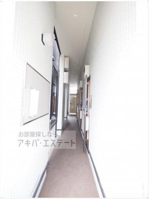 【その他共用部分】センシズヴィラ竹ノ塚