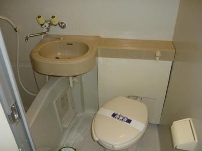 【浴室】日神パレステージ御徒町