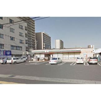 コンビニ「セブンイレブン宇都宮東宿郷店まで438m」