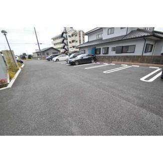 【駐車場】クレストⅡ