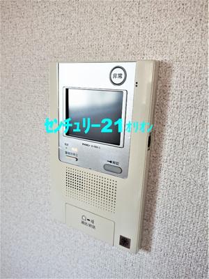 【セキュリティ】SKY COURT中村橋第2