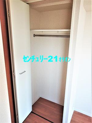 【収納】SKY COURT中村橋第2