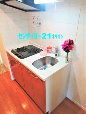 【キッチン】SKY COURT中村橋第2