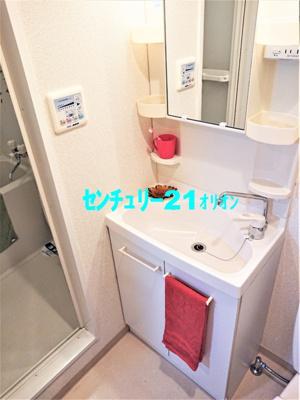 【洗面所】SKY COURT中村橋第2