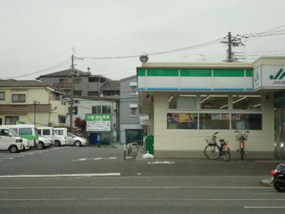 ファミリーマート山田南店まで163m