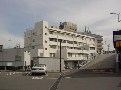 島田病院まで800m