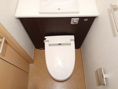 【トイレ】プレッソⅡ