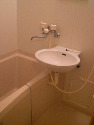 【浴室】レオパレスシュガーグレイス