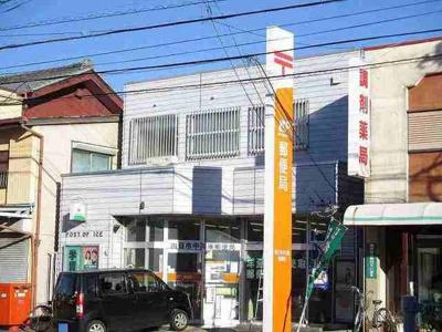 中川原郵便局まで450m