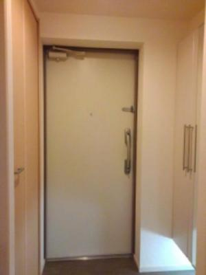 【玄関】チェリーコート115
