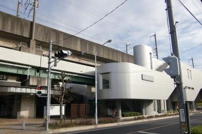 鉄道博物館駅まで390m
