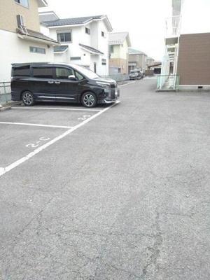 【駐車場】シティハイツ日野陵