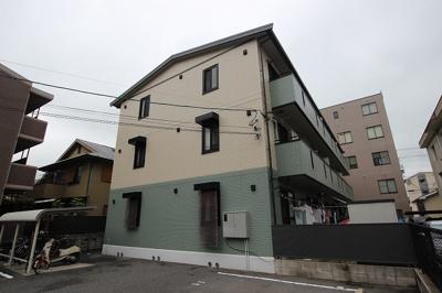 【外観】フローラ西山本