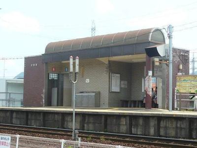 JR矢原駅まで1600m