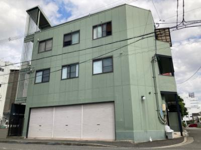 【外観】菊水通2丁目貸店舗・事務所
