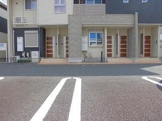 【駐車場】フォルティシモ・A