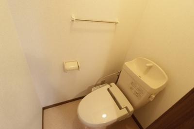 【トイレ】サンモールA