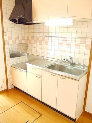 【キッチン】フィオーレⅡ