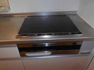 【キッチン】シャーメゾン神楽
