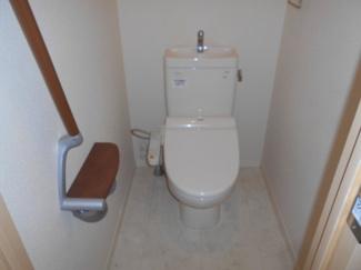 【トイレ】シャーメゾン神楽