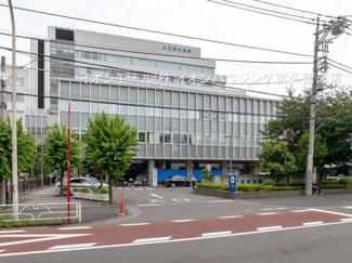 公立昭和病院(約699m)