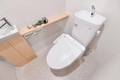 【トイレ】クロスタワー大阪ベイ