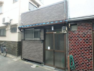 【外観】生野区中川西2丁目 貸家