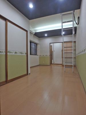 【寝室】生野区中川西2丁目 貸家