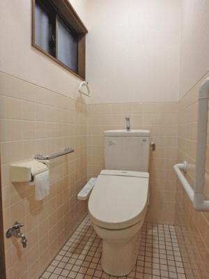 【トイレ】生野区中川西2丁目 貸家