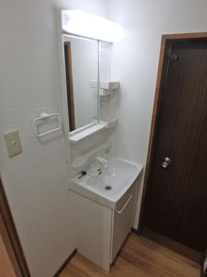 【洗面所】生野区中川西2丁目 貸家