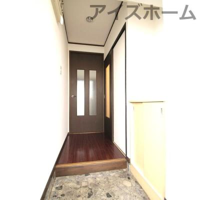 【玄関】インターネット使用料無料