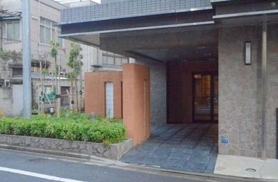 【エントランス】コアマンションフリージオ上野