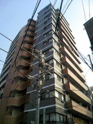 【外観】コアマンションフリージオ上野