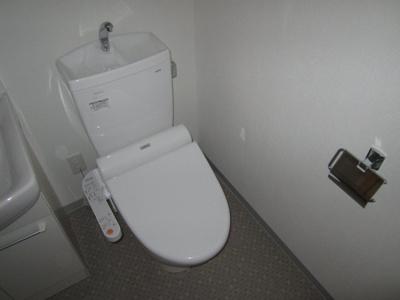 【トイレ】TKアンバーコート宿院
