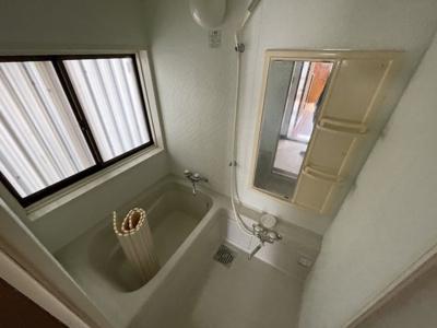 【浴室】富田 戸建 昭和56年築