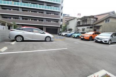 【駐車場】S-RESIDENCE新大阪Garden