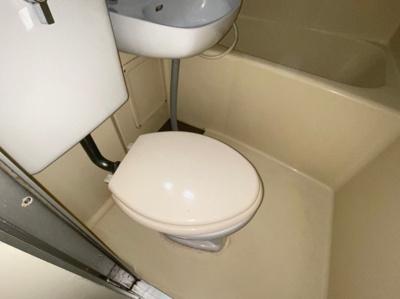 【トイレ】ハイツ西村