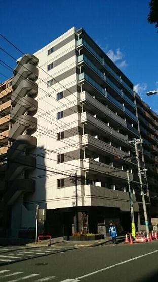 【外観】ヴィラージュ新横浜