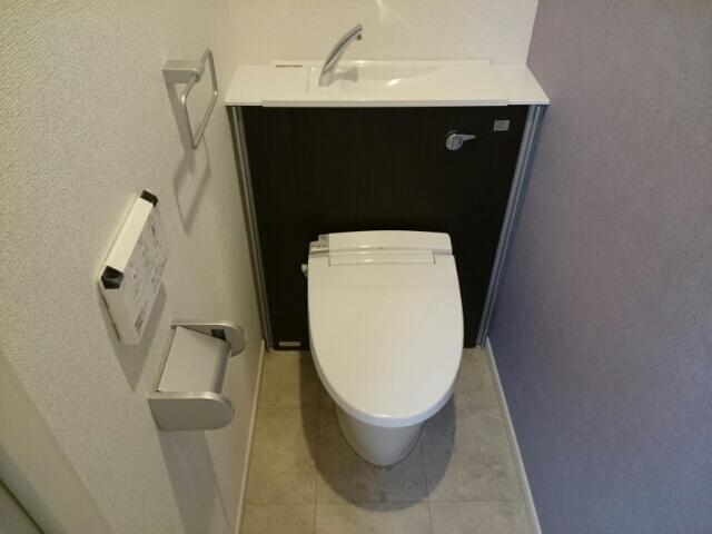 【トイレ】ヴィラージュ新横浜