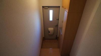 【玄関】ピーノ・レジーナⅡ