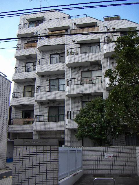 中銀第二小石川マンションの画像