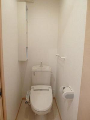 【トイレ】ヴィラKARASAWA B