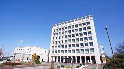 熊谷市役所まで1200m