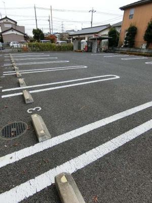 【駐車場】ラポート