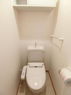 【トイレ】ラポート