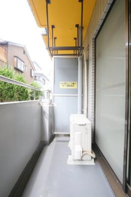 【バルコニー】ナビ・新桜台