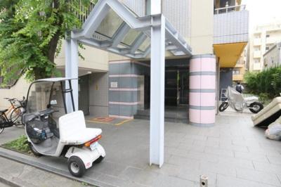 【エントランス】ナビ・新桜台