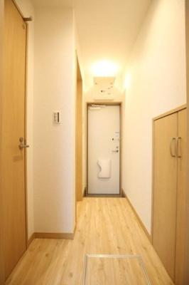【玄関】アイコート池袋